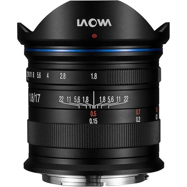 Laowa 17mm f/1.8 (MFT)