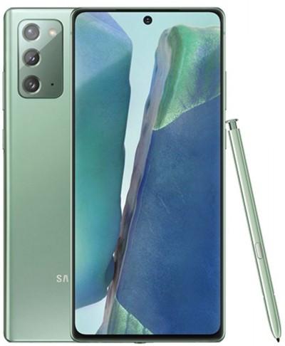 Samsung Galaxy Note 20 5G N9810 256GB Mystic Green (8GB RAM)