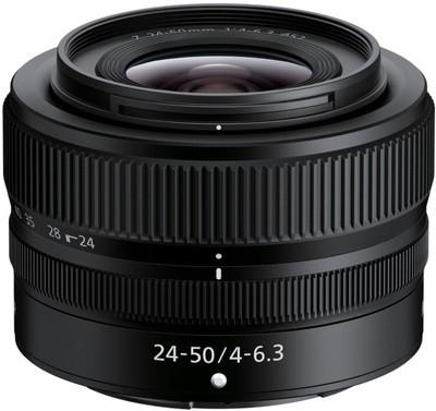 Nikon NIKKOR Z 24-50mm F/4-6.3 (kit lens)
