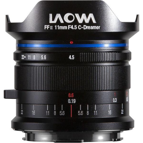 Laowa 11mm f/4.5 FF RL (Leica L)