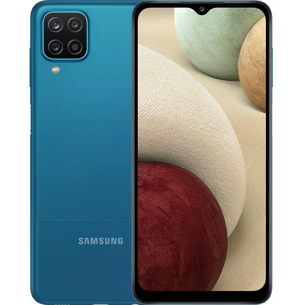 Samsung Galaxy A12 Dual Sim A125FD 128GB Blue (4GB RAM)