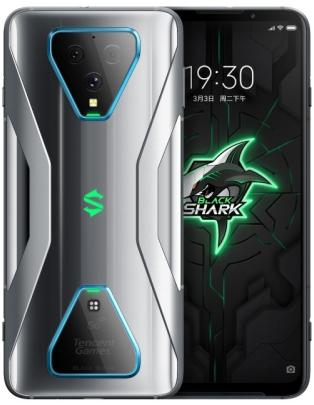 Xiaomi Black Shark 3 5G Dual Sim 128GB Grey (8GB RAM) - Tencent