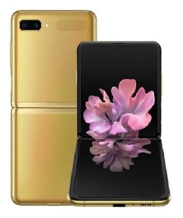 Samsung Galaxy Z Flip 256GB Gold (8GB RAM)