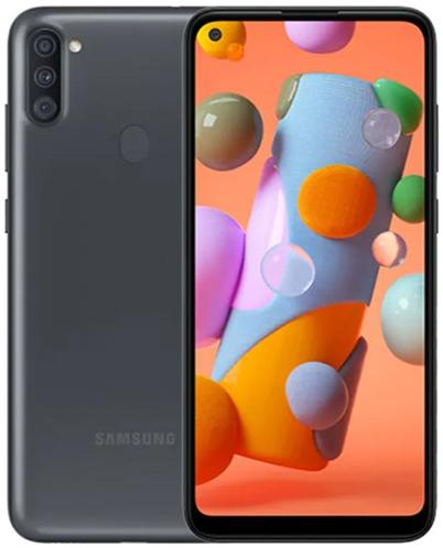 Samsung Galaxy A11 Dual Sim A115FD 32GB Black (3GB RAM)