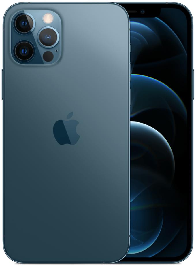 Apple iPhone 12 Pro 5G A2408 Dual Sim 128GB Blue