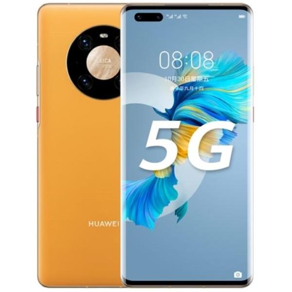 Huawei Mate 40 Pro 5G Dual Sim NOH-AN00 128GB Orange (8GB RAM)