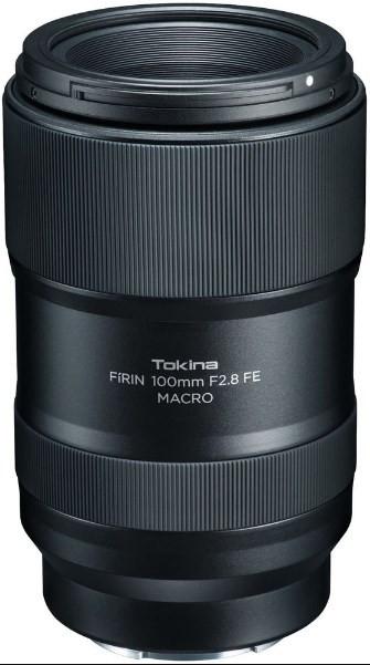 Tokina FiRIN 100mm f/2.8 FE Macro (Sony E-mount)