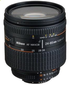 Nikon AF Zoom-Nikkor 24-85mm F2.8-4D IF (HK)