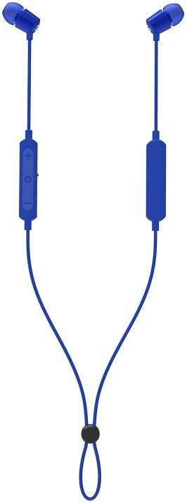 Soul Pure Wireless Earphones Blue