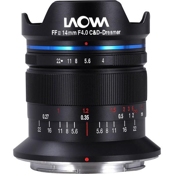Laowa 14mm f/4 FF RL Zero-D (Nikon Z)
