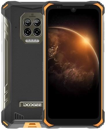 DOOGEE S86 Dual Sim Rugged Phone 128GB Orange (6GB RAM)