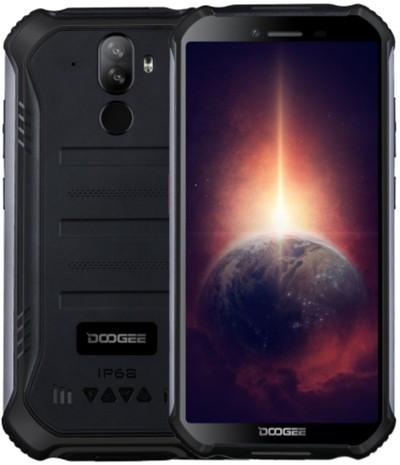 Doogee S40 Pro Rugged Phone Dual Sim 64GB Black (4GB RAM)