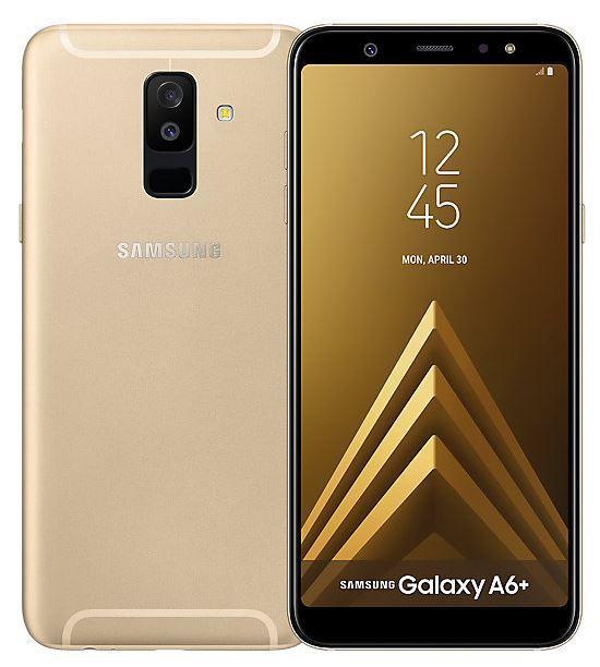 Samsung Galaxy A6+ (2018) Dual A605FD 32GB Gold (3GB RAM)