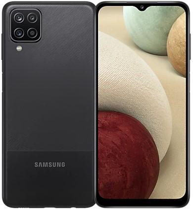 Samsung Galaxy A12 Dual Sim A125FD 128GB Black (4GB RAM)