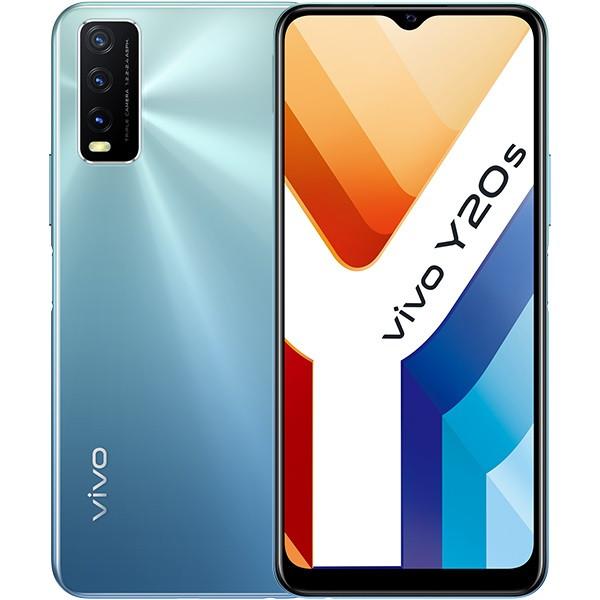 Vivo Y20S Dual Sim 128GB Blue (6GB RAM)