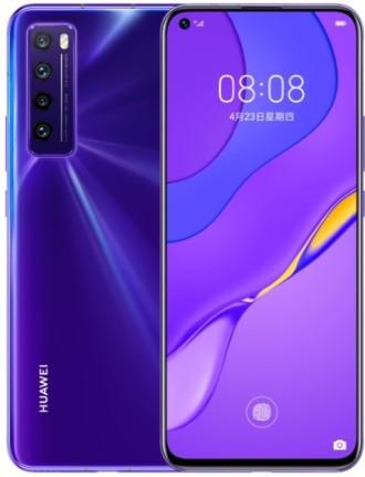 Huawei Nova 7 5G JEF-AN00 Dual Sim 128GB Purple (8GB RAM)