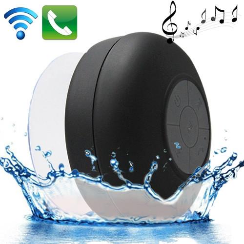 Mini Waterproof Bluetooth ISSC3.0 Speaker (Black)