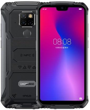 Doogee S68 Pro Rugged Phone Dual Sim 128GB Black (6GB RAM)