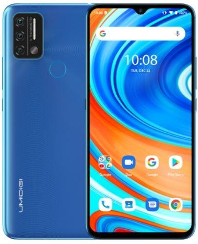 UMIDIGI A9 Dual Sim 64GB Blue (3GB RAM)