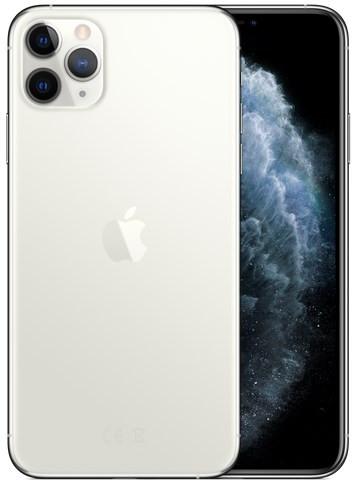 Apple iPhone 11 Pro Max A2220 Dual Sim 512GB Silver