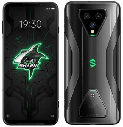 Xiaomi Black Shark 3 5G Dual Sim 256GB Black (12GB RAM) - Global Version