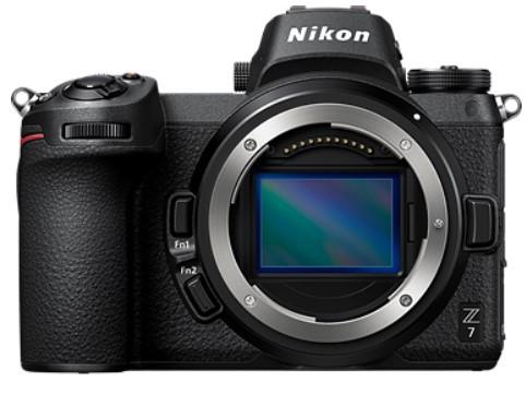 Nikon Z7 Body Camera (kit box) (Body only with FTZ adapter)