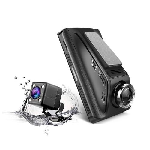 Car DVR - HAMTOD HV35 3.5 inch IPS Touch Screen Full HD