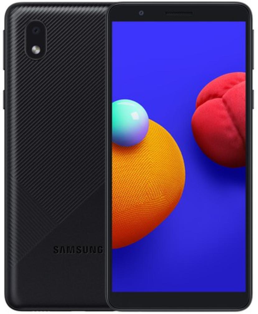 Samsung Galaxy A01 Core A013GD Dual Sim 32GB Black (2GB RAM)