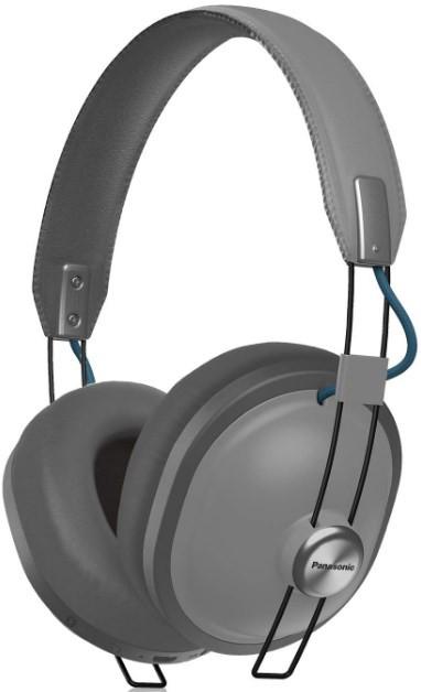 Panasonic RP-HTX80B Wireless Headphones Grey