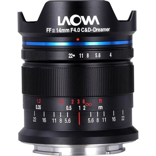 Laowa 14mm f/4 FF RL Zero-D (Sony FE)