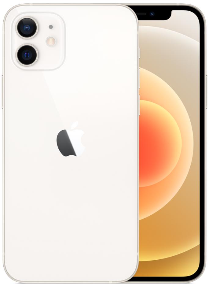 Apple iPhone 12 5G A2404 Dual Sim 64GB White