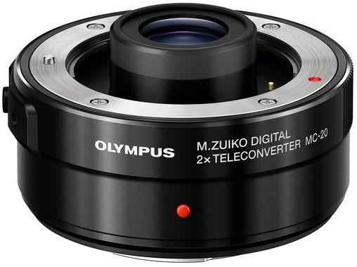 Olympus M.Zuiko 2.0x Teleconverter MC-20