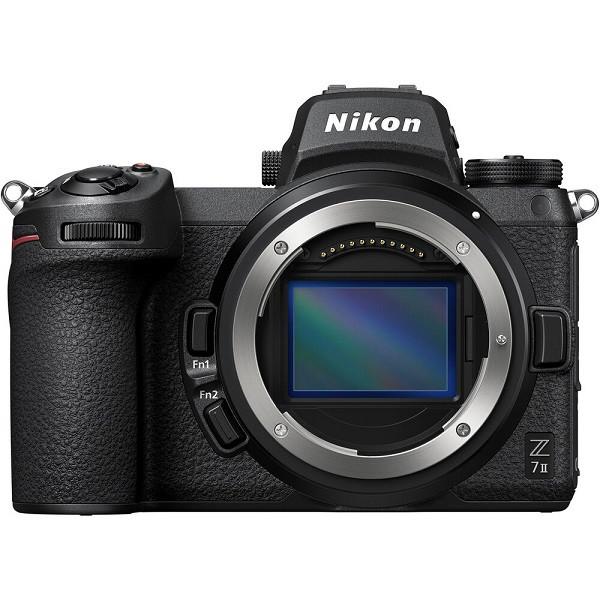 Nikon Z7 II Body (no adapter)