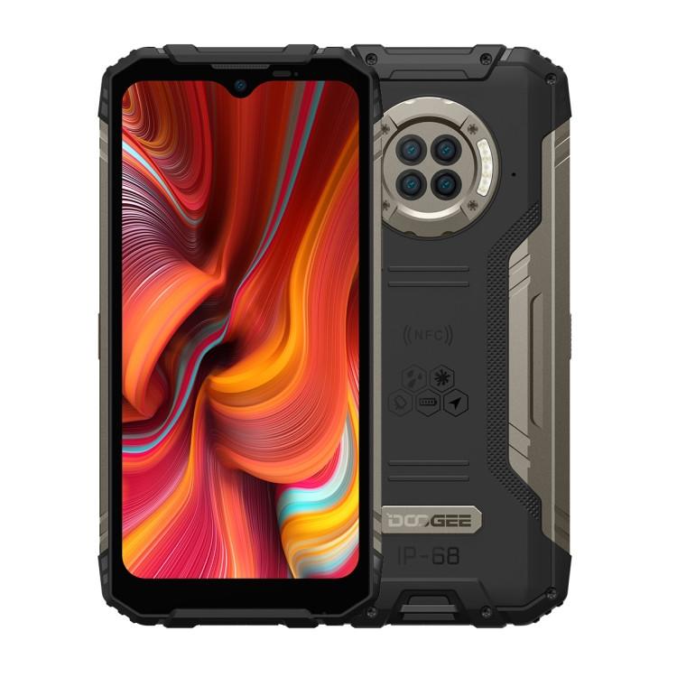 DOOGEE S96 Pro Triple Proofing Phone Dual Sim 128GB Black (8GB RAM)