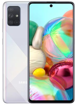 Samsung Galaxy A71 Dual A715FD 128GB Silver (8GB RAM)