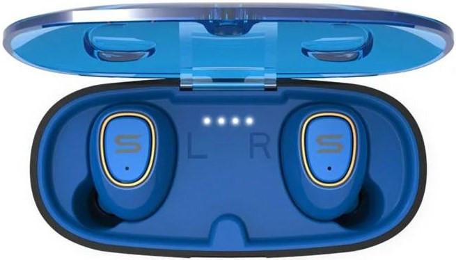 Soul AURA Wireless Headphones Blue