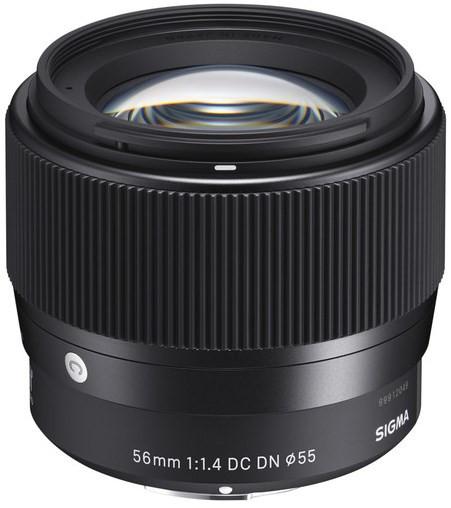 Sigma 56mm F1.4 DC DN   Contemporary (Sony E)