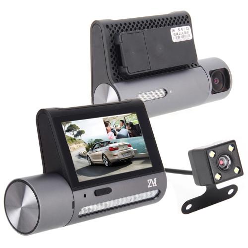 Car DVR - C5 150 Degrees Wide Angle Full HD 1080P