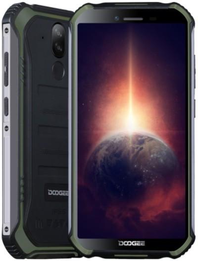 Doogee S40 Pro Rugged Phone Dual Sim 64GB Army Green (4GB RAM)