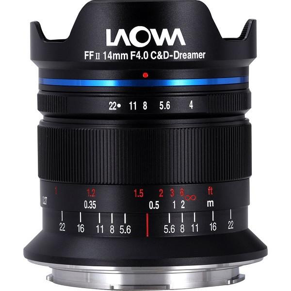 Laowa 14mm f/4 FF RL Zero-D (Leica L)