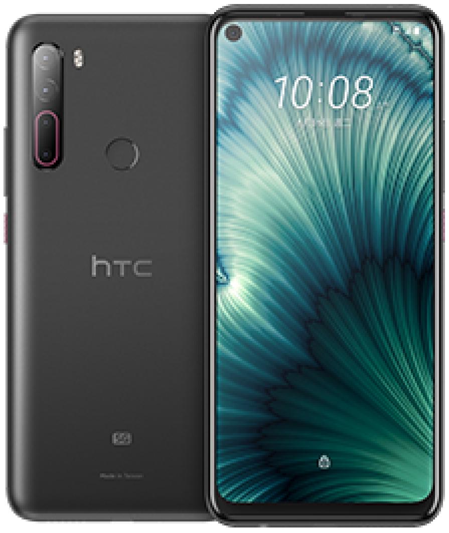 HTC U20 5G Dual Sim 256GB Black (8GB RAM)