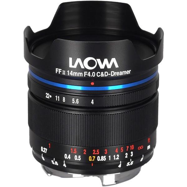 Laowa 14mm f/4 FF RL Zero-D (Canon RF)