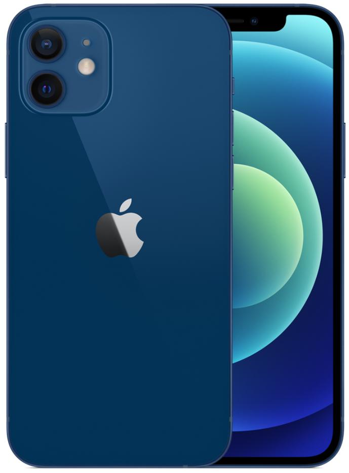 Apple iPhone 12 5G 256GB Blue (eSIM)