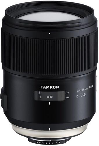 Tamron SP 35mm F1.4 Di USD(F045) Canon