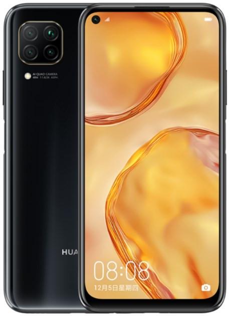 Huawei Nova 7i JNY-LX2 Dual Sim 128GB Black (8GB RAM)