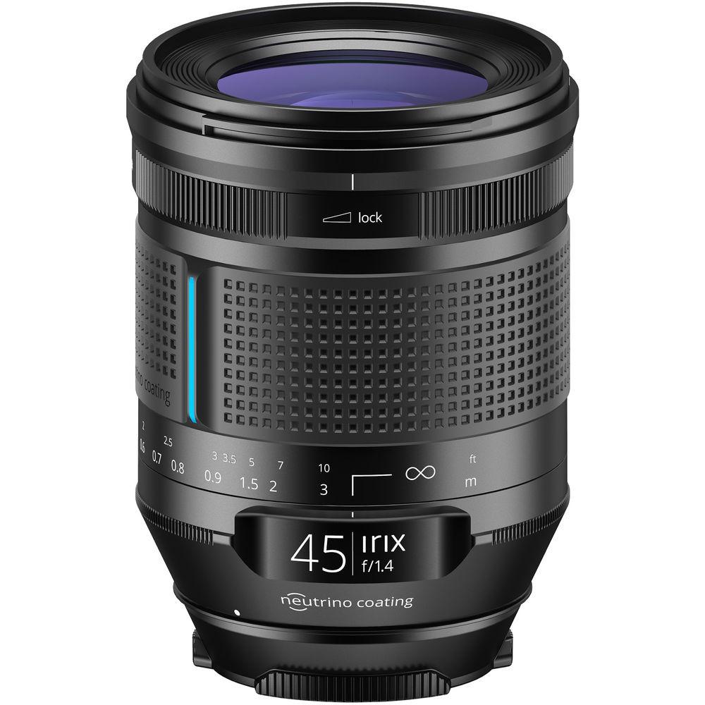 Irix Lens 45mm f/1.4 Dragonfly (Nikon F)