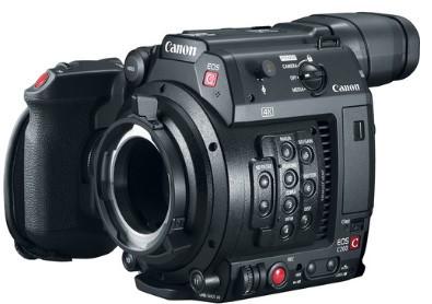 Canon EOS C200 Cinema Camera (Body Only)