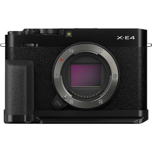 Fujifilm X-E4 Body (with MHG-XE4 Hand Grip) Black