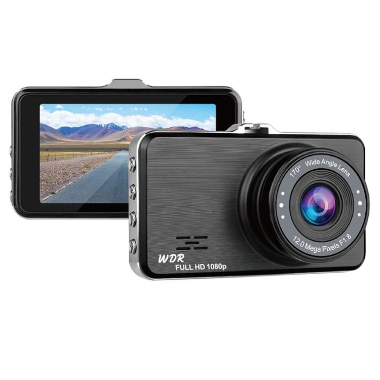 Car DVR - SE021 3 inch 170 Degrees Wide Angle Full HD 1080P Dual Lens