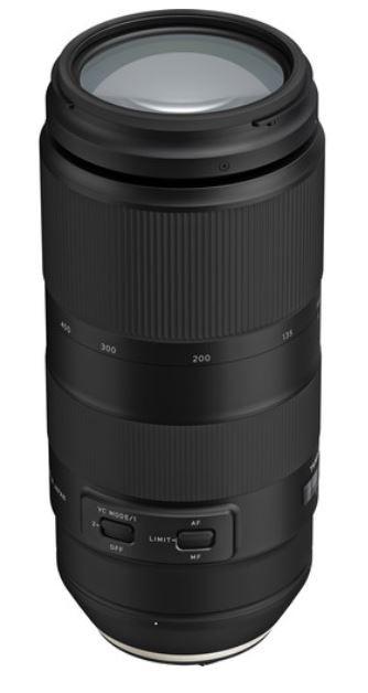 Tamron 100-400mm F4.5-6.3 Di VC USD(A035) (Nikon)